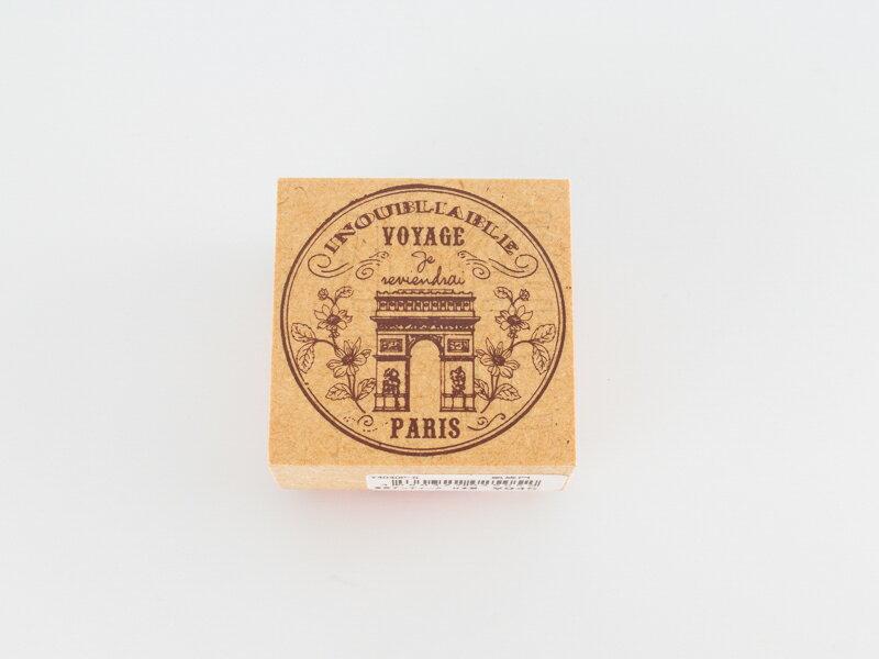 *小徑文化*日本進口手作雑貨 TOKYO ANTIQUE stamp - 凱旋門 ( Y4040P-G )