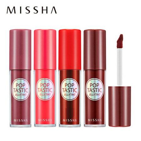 韓國MISSHA乾燥花果凍唇釉5g唇彩唇蜜唇釉【N202552】