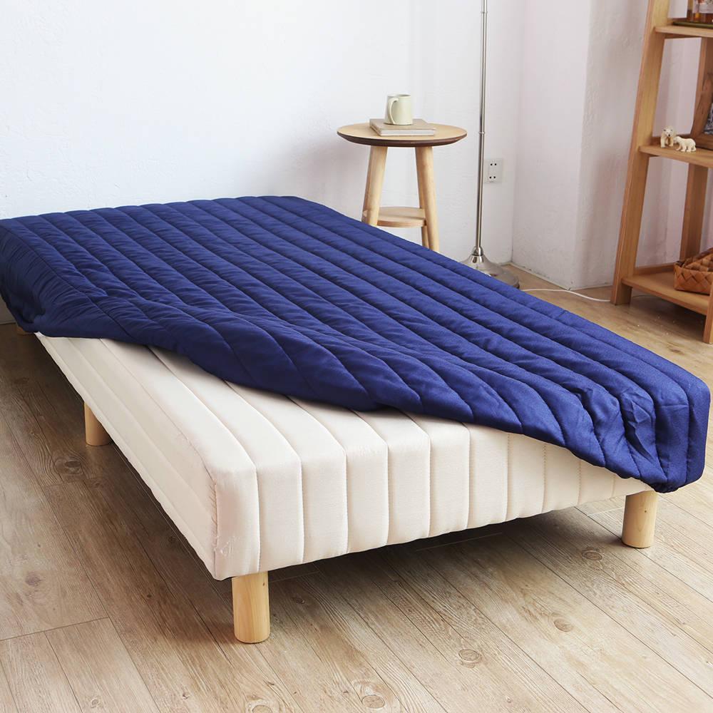 懶人床布套  /  COCOA可可懶人床專用布套6色 / 97cm  /  日本MODERN DECO 5