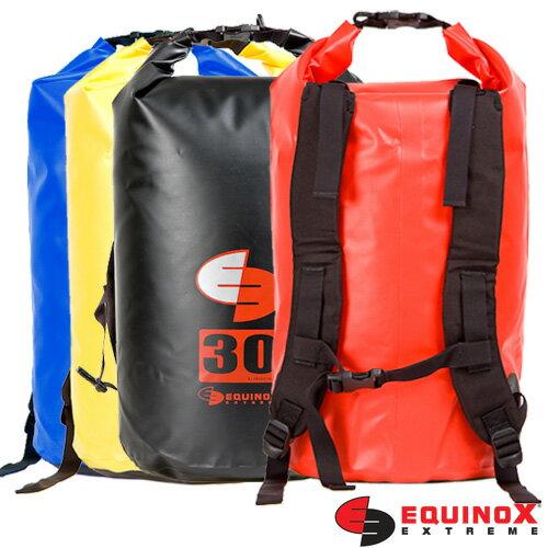 【【蘋果戶外】】EQUINOX 325 防水袋 30L (雙肩背)浮潛水衝浪游泳溯溪單車泛舟防水背包