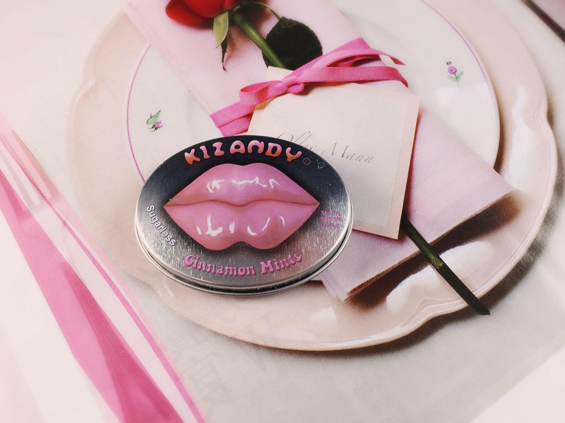 【Kizandy】Kizandy香吻 繽紛水果風味糖 肉桂口味 婚禮小物