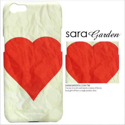 SaraGarden:客製化手機殼OPPOR11R9R9SPlusF3A39A57R11+R9S+R9+保護殼愛心皺褶紙
