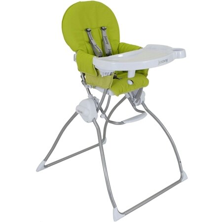 ★衛立兒生活館★美國Joovy 摺疊高腳椅-綠色