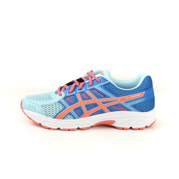 亞瑟士 ASICS GEL-CONTEND 4 GS 運動鞋 童鞋 藍色 大童 C707N-1406 no283 6