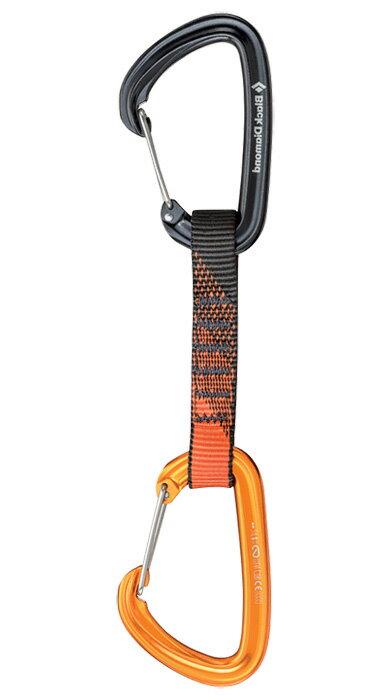 【Black Diamond 美國】FreeWire Quickdraw 快扣鉤環-12cm/381075