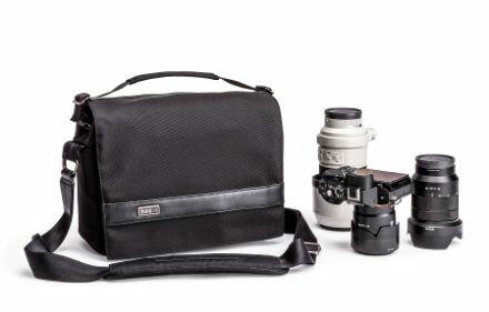 [滿3千,10%點數回饋]Think Tank ThinkTank 創意坦克 彩宣公司貨 特別設計給無反光鏡相機 Think Tank 城市側背包UA10 (UA847)