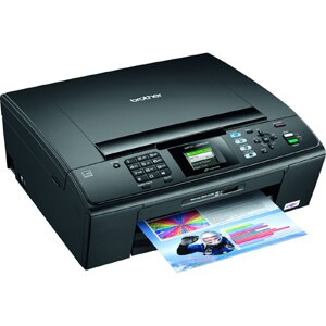Brother MFC-J265w Inkjet All-in-One with Fax and Wireless Networking 3