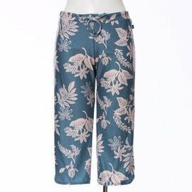 rubber anne:日本品牌anri&bebe瑜珈服HawaiianCapli夏威夷瑜珈褲
