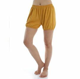 RTBU瑜珈褲~燈籠褲造型。黃色