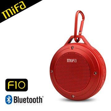 ~╯新風尚潮流╭~MiFa F10 戶外隨身藍芽喇叭 3D音效 藍牙無線音響 免持通話 防
