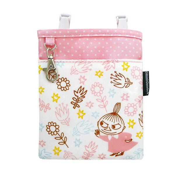 小不點 多功能 收納袋 工具袋 斜背包 錢包 筆袋 萬用 嚕嚕咪 MOOMIN 姆明 日貨 正版授權 J00030015