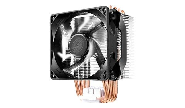 ☆宏華資訊廣場☆CoolerMasterHyperH411R(白光)塔型熱導管CPU散熱器