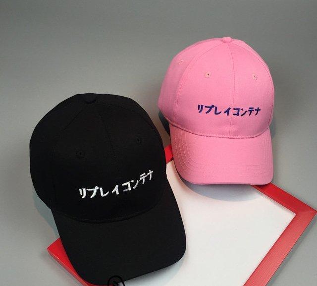 【JP.美日韓】經典字母 美式 精工 粉 高端 MDS 老帽 棒球帽 後扣 nike stussy champiop