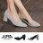 格子舖*【KDW9029】MIT台灣製 OL必備 時尚質感絨布 側面簍空 5.5CM中粗跟 尖頭包鞋 3色 2