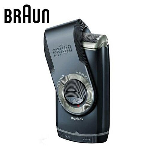 BRAUN 德國百靈 電池式輕便電鬍刀 M30【三井3C】