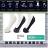 韓國抗菌奈米銅隱形襪(男 / 女) (微電流奈米銅專利織布製成) 3雙 / 袋 (白 / 藍 / 黑)襪子 / 隱形襪 / 男女可穿 5