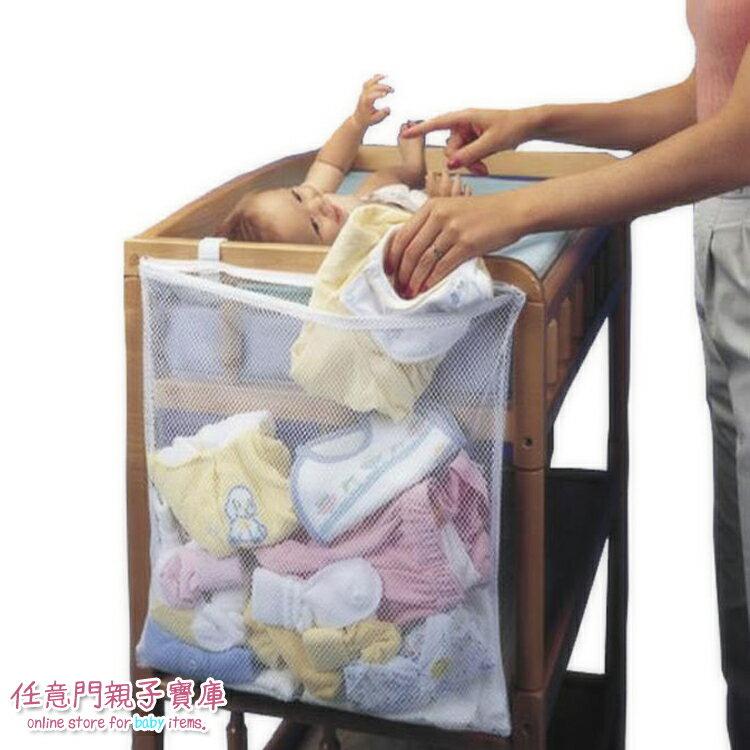 ~任意門~~B058~嬰兒床換衣袋 收納袋 寶寶換衣服收納掛袋 寶寶髒衣服直接扔進去 48