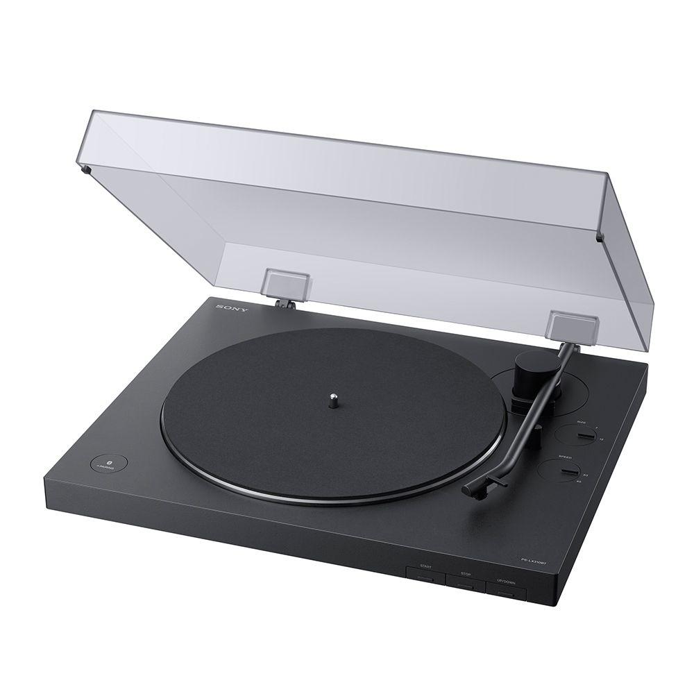 SONY 索尼 PS-LX310BT 黑膠唱盤 藍芽連線 | 金曲音響