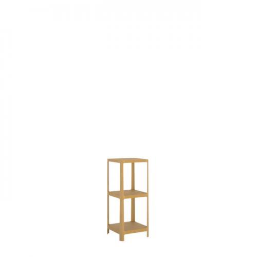【MUKU工房】 北海道 旭川 家具 MOBEL TOKO 單板 SORAHE塔形展示架 (原木  /  實木) 6