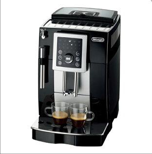 得意專業家電音響:DeLonghi全自動研磨咖啡機ECAM23.210.B睿緻型