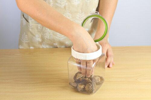 TAKEYA /  日本製 角型輕量氣密保存收納罐 全系列共8款【人氣商品】 2
