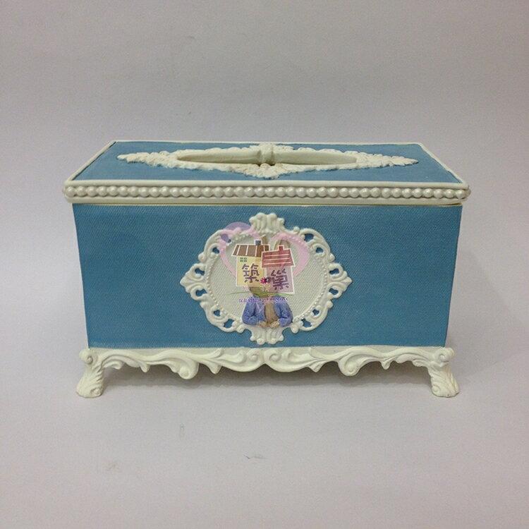 比得兔PeterRabbit 古典風面紙盒/紙巾盒, 同系列另有壁鐘/置物罐/信架可搭配