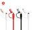 PeAk Lightning Cable Duo 120F 雙用金屬扁式傳輸線 正反插 蘋果/APPLE/手機/3C/iPhone/充電線/安卓/ 0