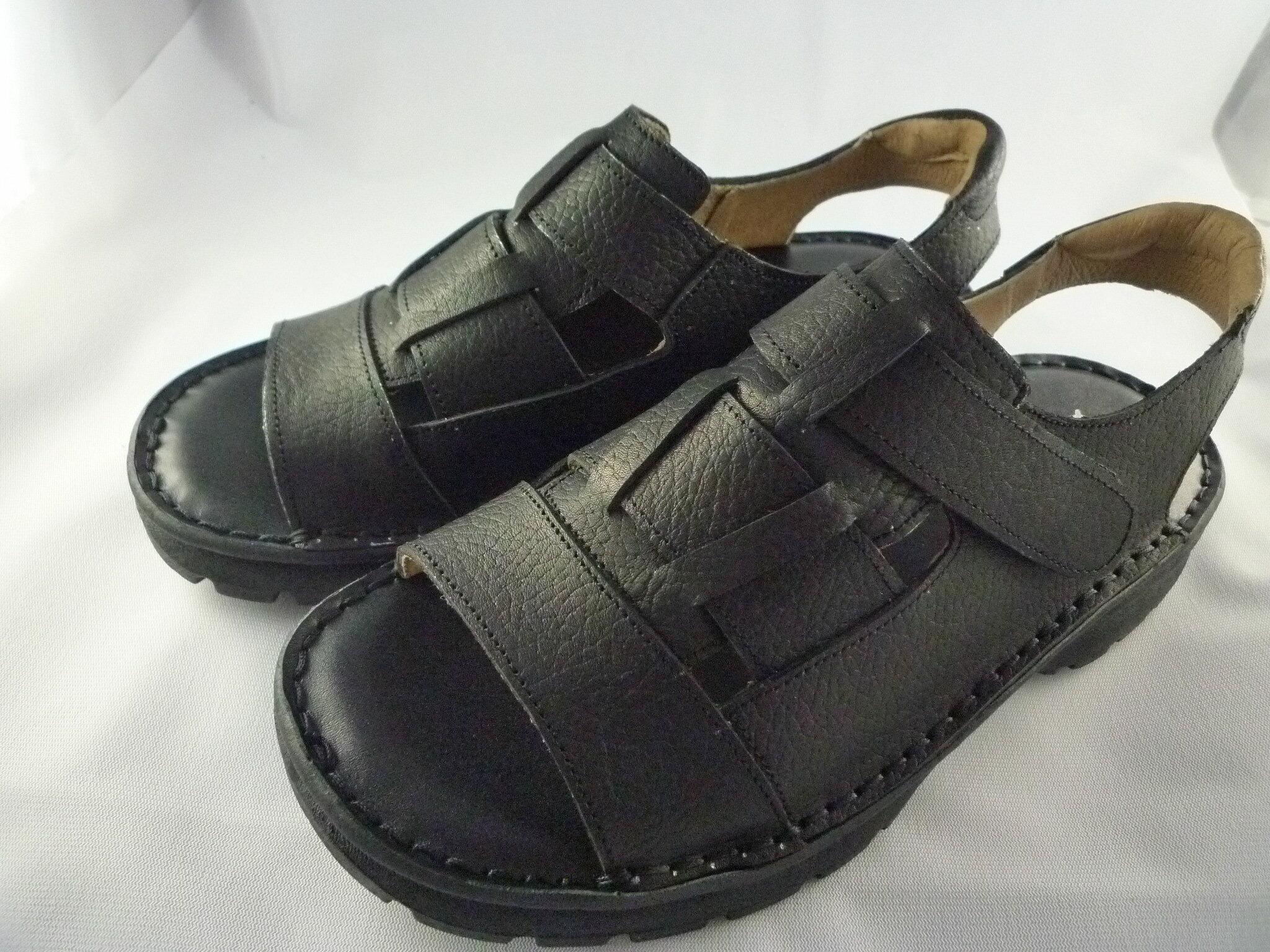 真皮工坊~穿過的都說讚~C1007~比氣墊鞋好穿~ ㊣牛皮真皮 男拖鞋~顏色 可自選、顏色