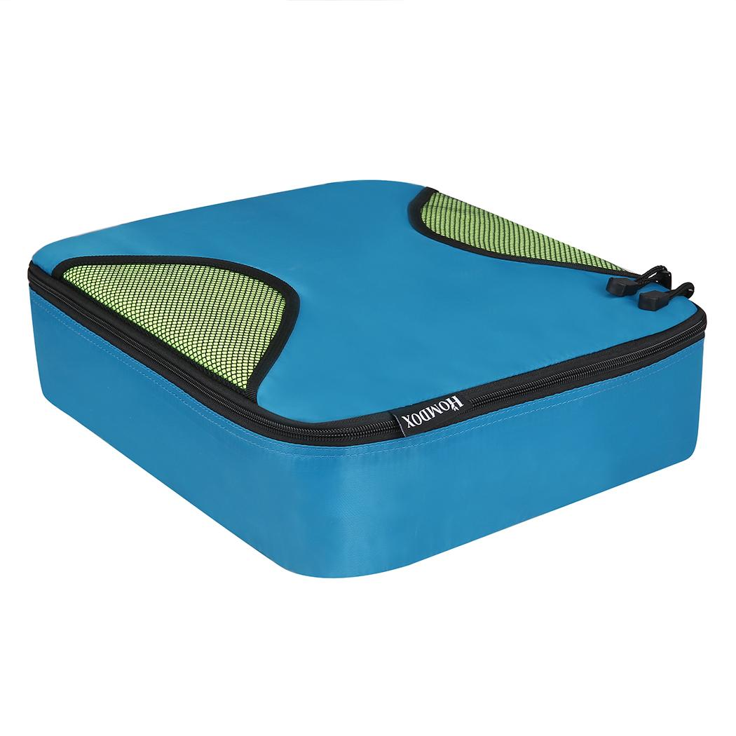 Travel Packing Bag Cubes Set of 4 Pieces Organizer Bag Case For Shoes Cloths Cosmetics 4