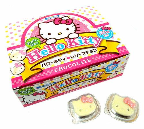 [丹生堂本舖]Hello Kitty凱蒂貓占卜巧克力(3個入) 6gx3 *隨機發售*【建議選用低溫宅配】
