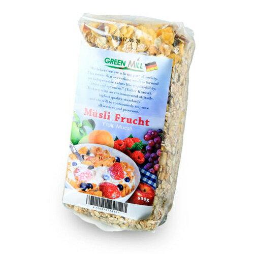 Green Mill 即食水果穀麥片  自然農法