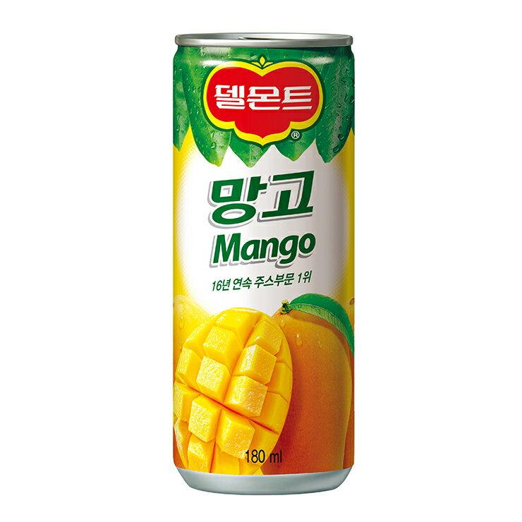 【Del Monte】芒果汁(240ml)