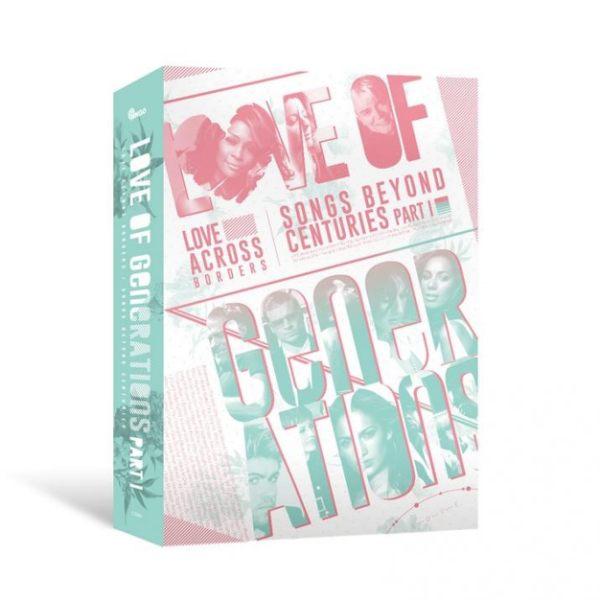 【停看聽音響唱片】【CD】情歌世代1 (6CD)