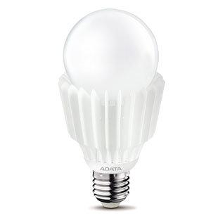 【新風尚潮流】威剛照明 黃光 E27 12W LED 廣角球泡燈泡 全電壓兩年保 AL-BUA19-12W30-4