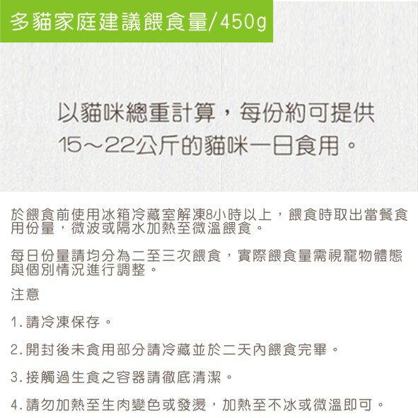 Carnivore RAW卡尼生肉餐- 鴨肉生肉餐110g 犬貓適合 Pet's Talk 6