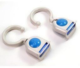 個性創意嬰兒寶寶車掛鉤(2入) 29元 - 限時優惠好康折扣