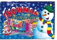雪人跳跳糖