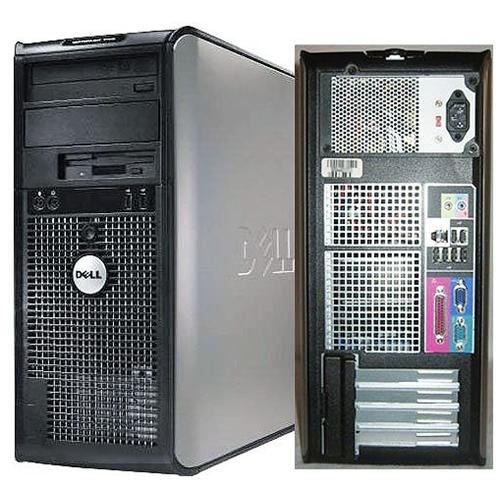 Dell OptiPlex 745 Intel Core 2 Duo 1800 MHz 80Gig HDD 1024mb DVD-RW Windows  XP Home Edition Desktop Computer