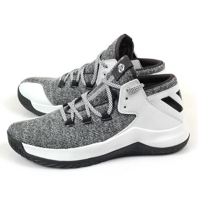 [尋寶趣]ADIDAS D ROSE MENACE 2 灰白 籃球鞋 BB8200