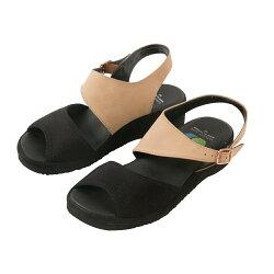 洋森生活-MIT流線簡約萊卡涼鞋-4色#YS8502