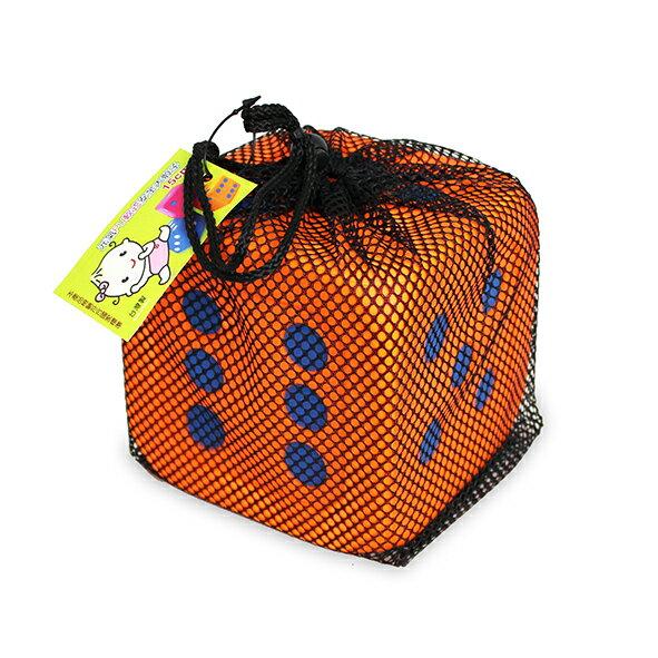 genki bebi 元氣寶寶 元氣PU軟式安全大骰子-15cm