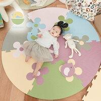 彌月玩具與玩偶推薦到台灣【nido.nido】花的圓舞曲-地墊/遊戲墊就在安琪兒婦嬰百貨推薦彌月玩具與玩偶