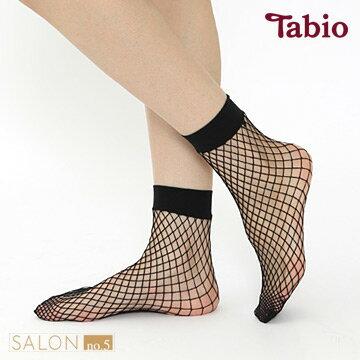 日本靴下屋Tabio 時尚大網格短襪  /  網襪 - 限時優惠好康折扣