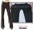 西裝褲--修長OL-超彈性中腰素面微喇叭基本款氣質長褲(黑.灰.咖S-7L)-P17眼圈熊中大尺碼 2