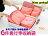 ★週年慶★《SG0122》新款7色優惠!六件式~旅行 / 旅遊 / 出國 / 自助旅行 / 出差 收納袋 / 收納包 / 旅行袋 / 整理袋 0