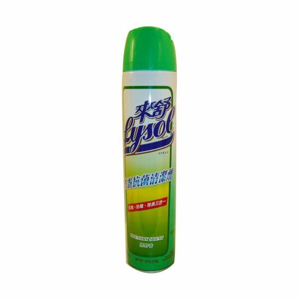 來舒噴霧抗菌清潔劑(原野)430g