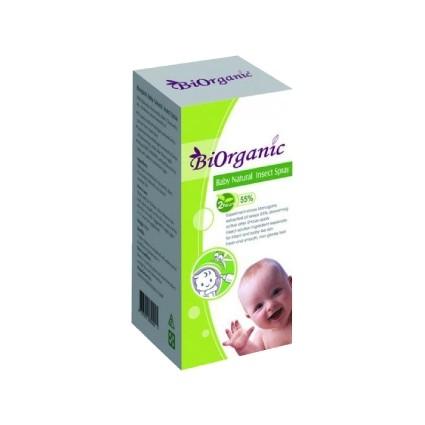 *美馨兒* BiOrganic寶兒有 機--嬰兒防蚊噴液 190元