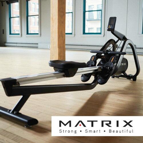 市場最低↘JOHNSON喬山 Matrix Rower 商用專業訓練划船機