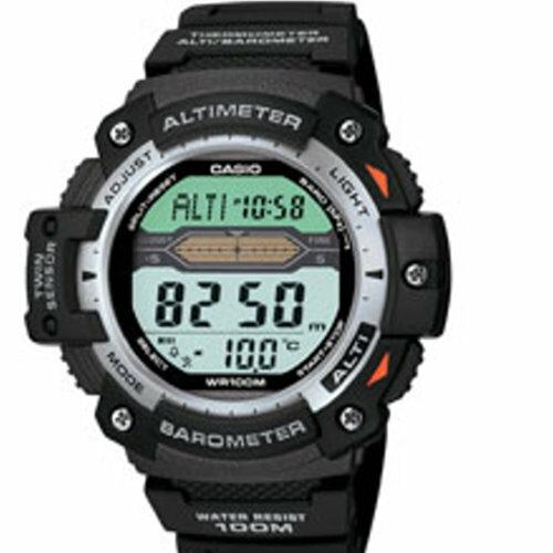 CASIO 奮戰勇力運動腕錶/SGW-300H-1AVDR