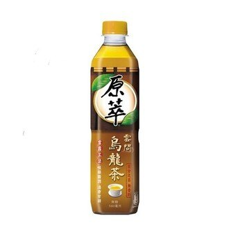 原萃雲間烏龍茶580ml【愛買】